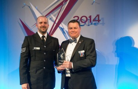 Police Bravery Rewarded at Plaisterers' Hall