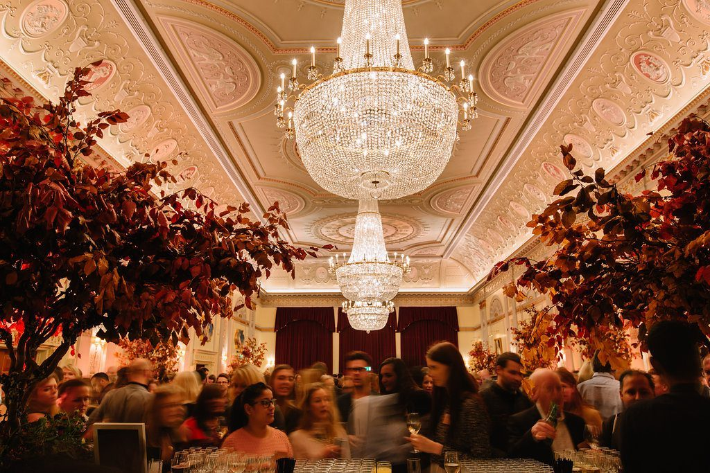 Plaisterers' Hall reception