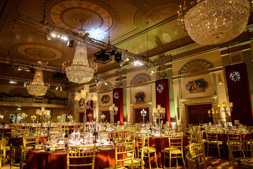 Fundraising Event Ideas | Plaisterers' Hall | London Events Venue