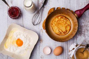 Celebrate Pancake Day London