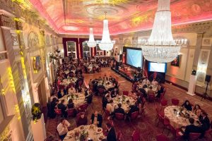 The Adventurists at Plaisterers' Hall | Awards Dinner Venue for Hire